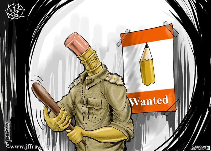 Cartoon Movement: Editorial Cartoons