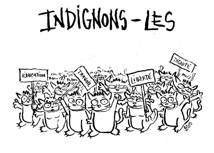 Indignants