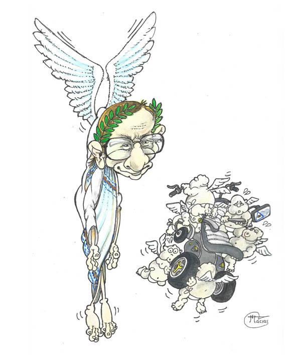 Stephen Hawking - Manuel Macias Avila
