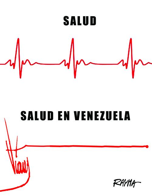 DESSIN INCRIMINE © Rayma (Venezuela) - Cartooning for Peace