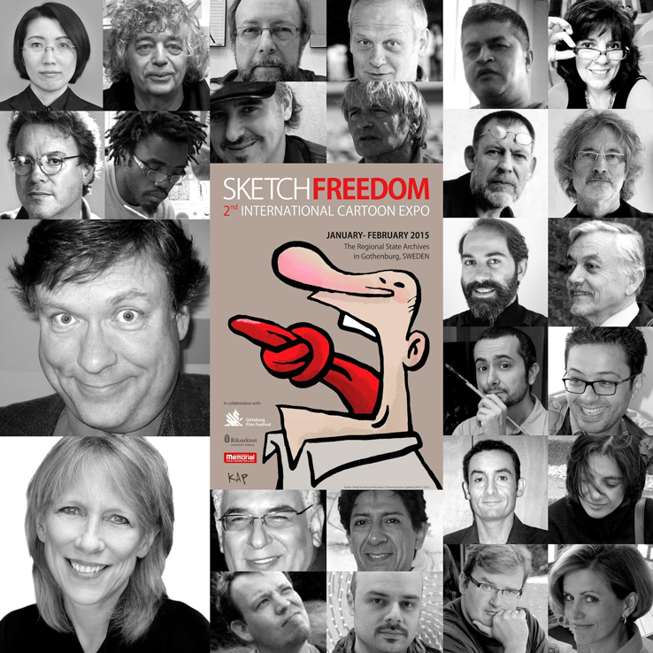 SF2015-POSTER-CARTOONISTS