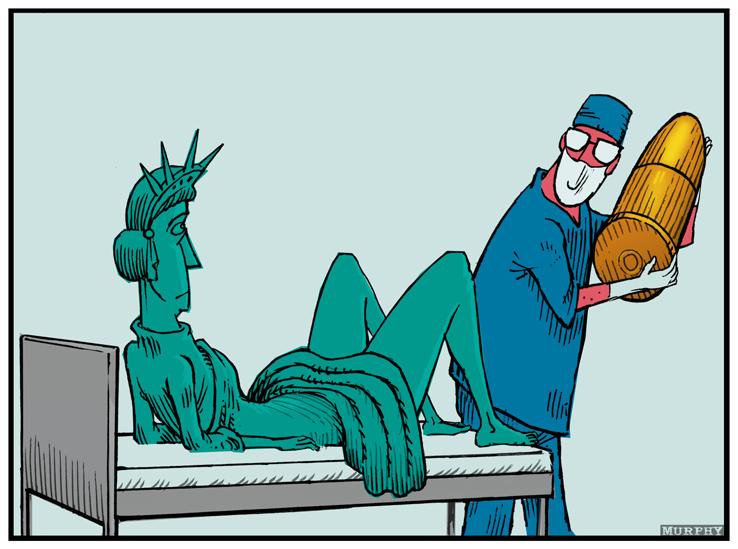 New Cartoonist: Dan Murphy - Cartoon Movement