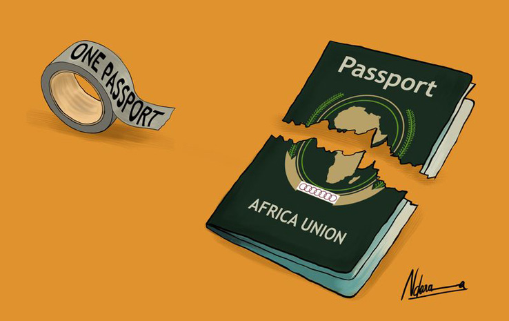 African_union_plans_to_introduce_single_passport__ndarama_assoumani