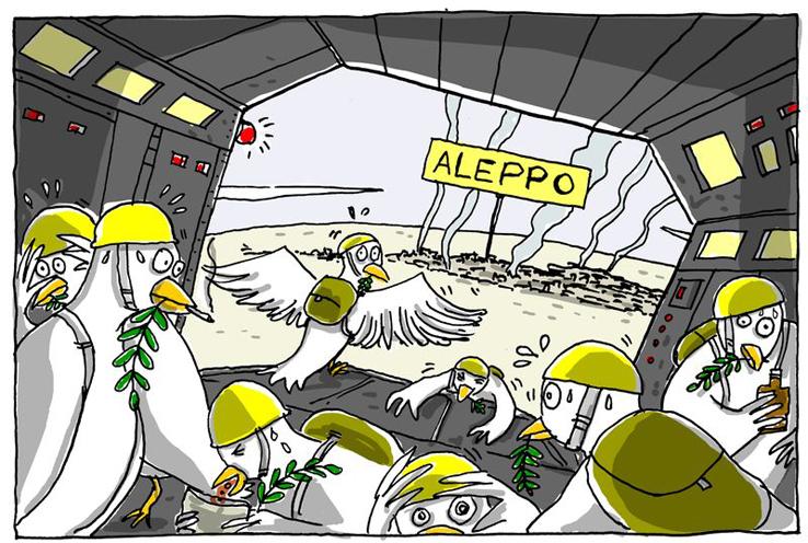 Aleppo__leopold_maurer