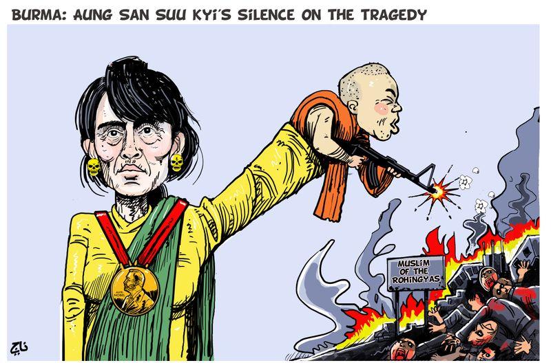 Image result for myanmar cartoon