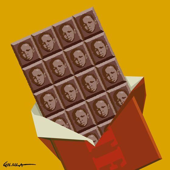 Chocolate_slaves__moshe_gilula