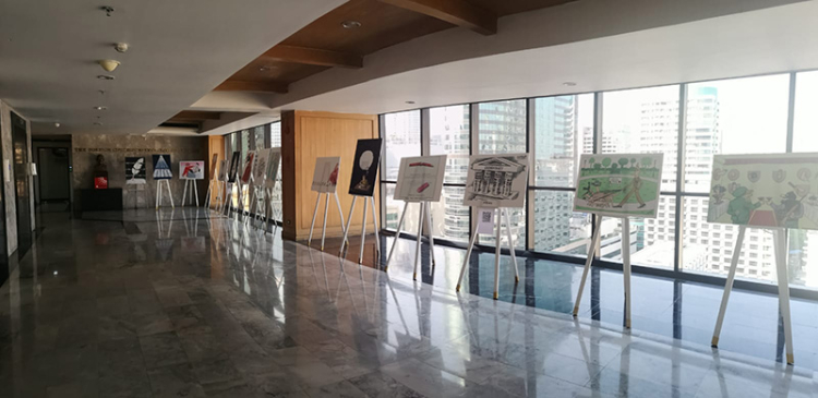 Bankok exhibition
