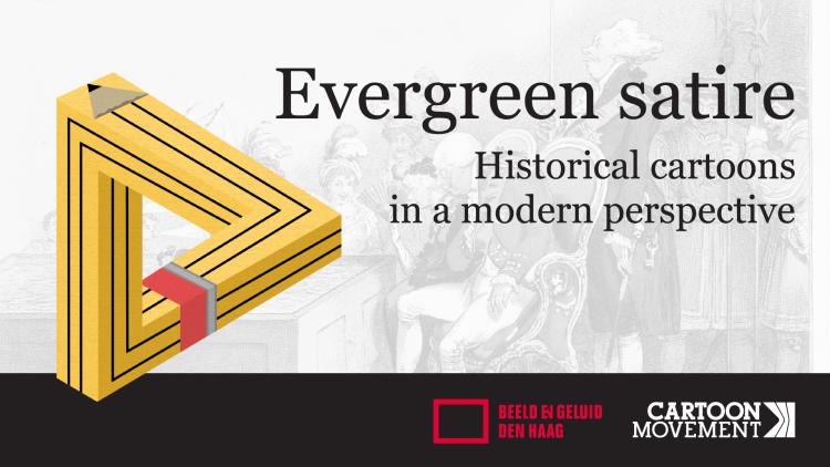 Banner for website - Evergreen Satire