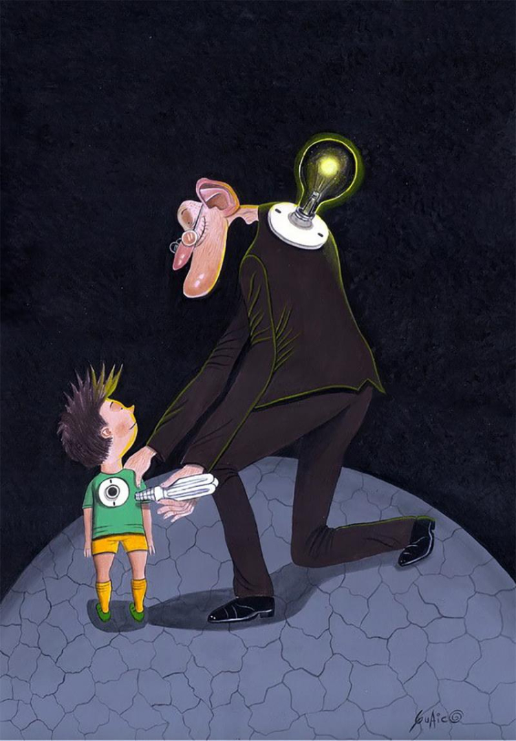 Free cartoon 2 x Guaico-Colombia