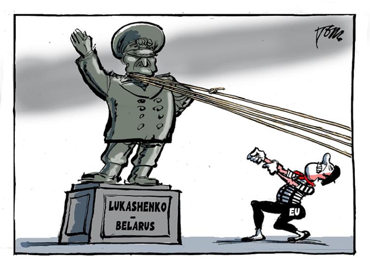EU and belarus