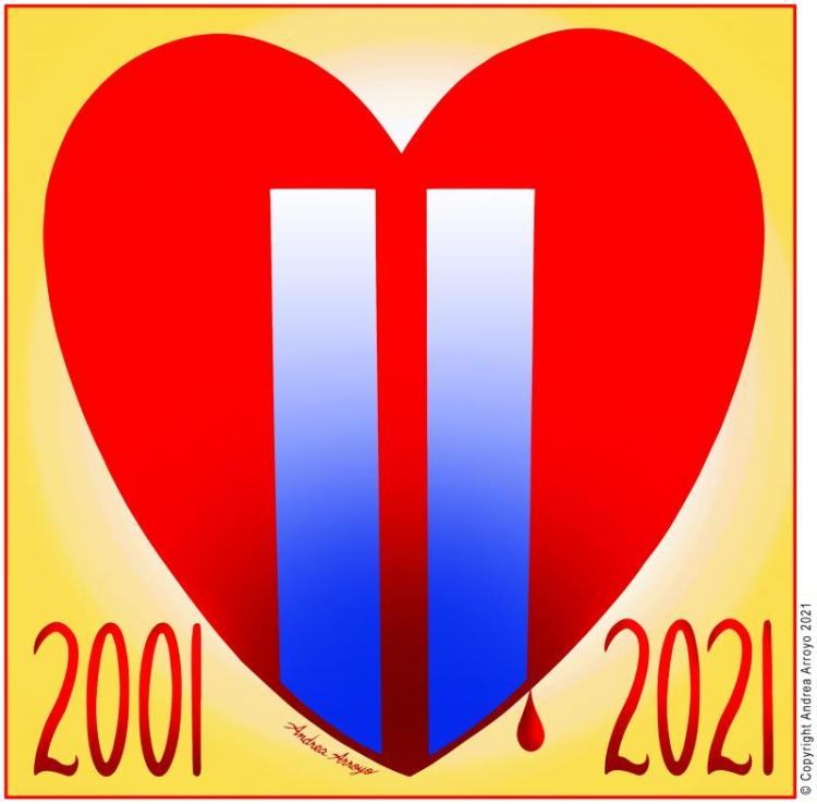Andrea Arroyo_September 11_20 years